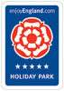 5 star rated holiday park: visitEngland.com